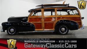 1947 ChevroletWoodie Wagon  - Stock 151 - Nashville