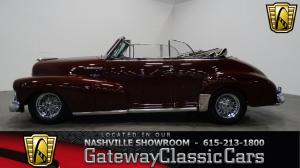 1948 ChevroletConvertible  - Stock 152 - Nashville