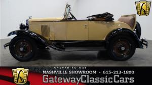 1929 Chevrolet  - Stock 161 - Nashville