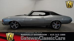 1972 ChevroletSS Tribute  - Stock 173 - Nashville, TN