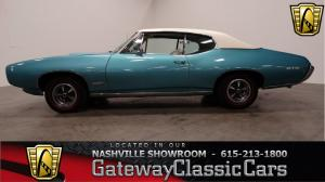 1968 Pontiac  - Stock 175 - Nashville, TN