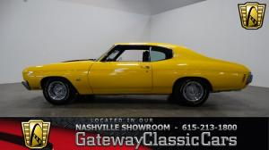 1970 ChevroletSS  - Stock 189 - Nashville