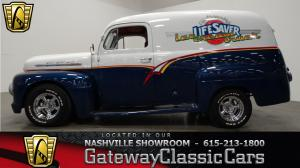 1952 Ford Ice Cream Truck - Stock 201 - Nashville