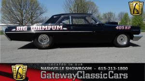 1962 Pontiac Drag Car - Stock 202 - Nashville