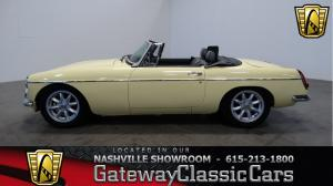 1974 MG  - Stock 205 - Nashville, TN