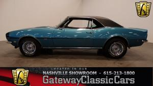 1968 ChevroletSS  - Stock 211 - Nashville, TN