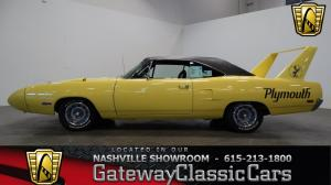 1970 Plymouth  - Stock 213 - Nashville, TN