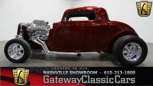 1934 Ford3-Window  - Stock 238 - Nashville, TN