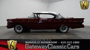 1958 Ford500  - Stock 265 - Nashville