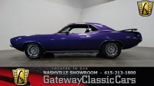 1970 Plymouth<br/>Barracuda