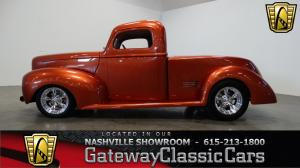 1940 Ford  - Stock 273 - Nashville