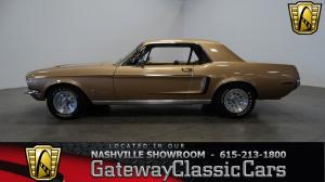 1968 Ford<br/>Mustang
