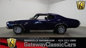 1971 ChevroletSS  - Stock 285 - Nashville