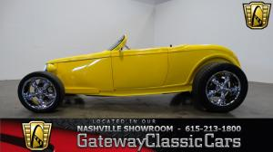 1932 FordConvertible  - Stock 294 - Nashville