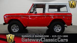 1973 Ford<br/>Bronco