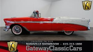 1956 ChevroletConvertible  - Stock 299 - Nashville