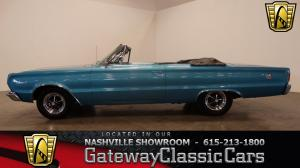 1967 PlymouthConvertible  - Stock 334 - Nashville