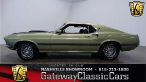 1969 FordMach 1  - Stock 337 - Nashville