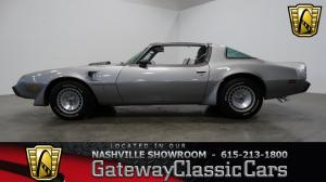 1979 Pontiac10th Anniversary  - Stock 344 - Nashville