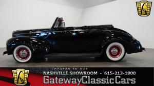 1940 FordConvertible  - Stock 347 - Nashville