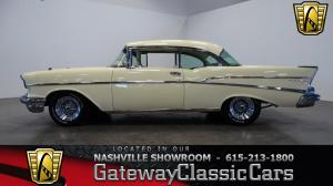 1957 ChevroletSport Coupe  - Stock 348 - Nashville