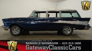 1957 ChevroletWagon  - Stock 363 - Nashville