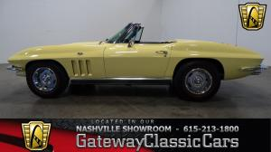 1966 ChevroletConvertible  - Stock 365 - Nashville