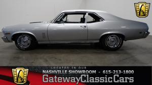 1969 ChevroletSS  - Stock 370 - Nashville
