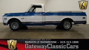 1972 ChevroletCheyenne  - Stock 390 - Nashville