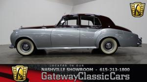 1956 Bentley Saloon