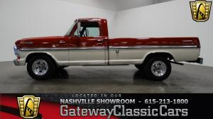 1970 Ford F250 398