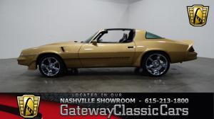 1981 ChevroletZ28  - Stock 400 - Nashville