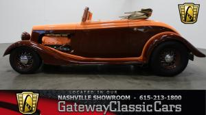1934 FordConvertible  - Stock 403 - Nashville