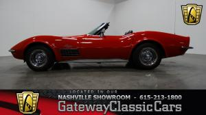 1970 ChevroletStingray Convertible  - Stock 408 - Nashville