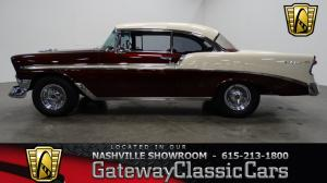 1956 Chevrolet Bel Air 409
