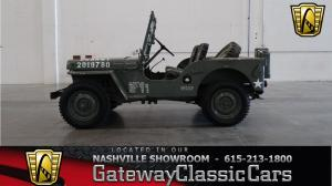 1948 WillysCJ-2A  - Stock 42 - Nashville, TN