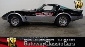 1978 ChevroletIndy Pace Car  - Stock 455 - Nashville