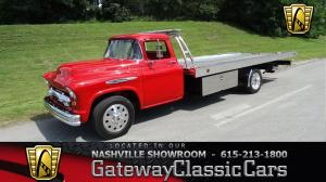 1957 Chevrolet 6400 RollBack Tow Truck