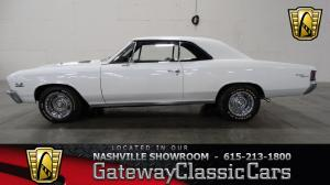1967 ChevroletSS  - Stock 55 - Nashville