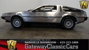 1981 Delorean DC12