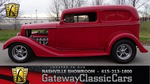 1934 Chevrolet Delivery