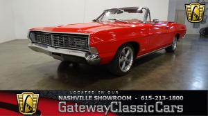 1968 Ford Galaxie 500XL Convertible