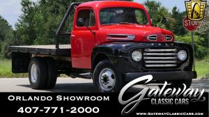 1950 Ford F4 Flatbed