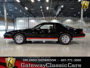 1982 ChevroletZ28  - Stock 12 - Orlando