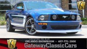 2008 Ford Mustang Dan Gurney Edition Saleen