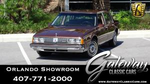 1985 Oldsmobile 98 Regency Brougham