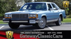1985 Ford LTD Crown Victoria