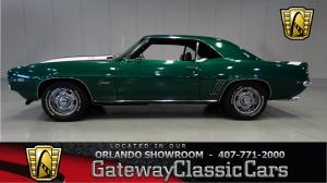1969 ChevroletZ28  - Stock 181 - Orlando