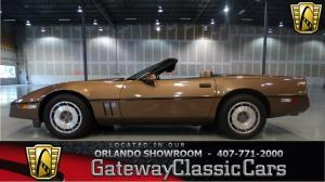1987 ChevroletConvertible  - Stock 215 - Orlando