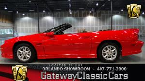 2001 ChevroletZ28  - Stock 248 - Orlando